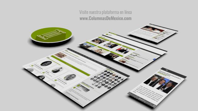 Sitio de ColumnasDeMexico.com