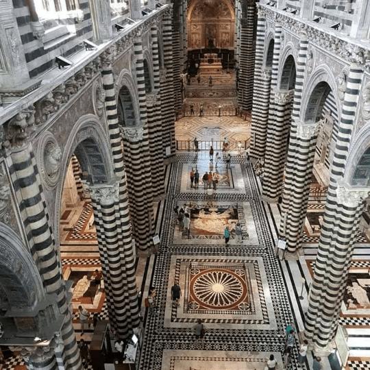 Catedral de Siena, Italia